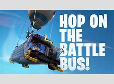 The Fortnite Battle Bus is going 25% faster now