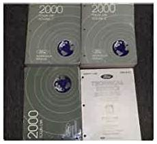 service and repair manuals 2000 lincoln town car parental controls 2000 lincoln town car service shop repair manual set 00 2 volume set wiring diagrams manual