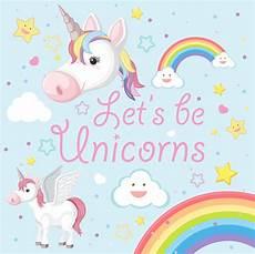 Unicorn Malvorlagen Kostenlos Copy Paste A Unicorn With Rainbow Free Vectors