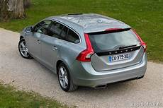 volvo hybride rechargeable essai v60 d6 le hybride rechargeable selon volvo