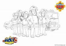Ausmalbilder Feuerwehrmann Sam Gratis Ausmalbild Feuerwehrmann Sam Kinderbilder