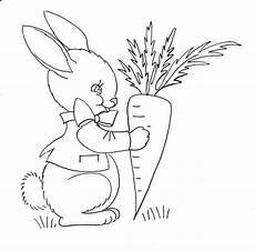 Ausmalbild Hase Mit Karotte Hase Malvorlagen Kostenlos Zum Ausdrucken Ausmalbilder