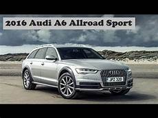 a6 allroad 2016 2016 audi a6 allroad sport expanded with performance