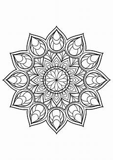 mandala coloring pages free 17945 mandala from free coloring book for adults from the gallery mandalas mandala coloring