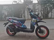 Modifikasi X Ride Supermoto by 30 Gambar Modifikasi X Ride Ala Supermoto Paling Tangguh