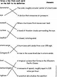 hurricane activities enchantedlearning com