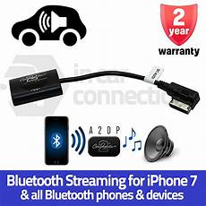 ctaad1a2dp audi bluetooth streaming adapter for audi a3 a5 a6 a7 and a8 with ami input in car