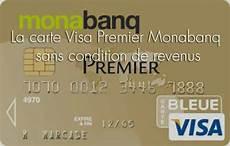 visa premier avis la carte visa premier monabanq sans condition de revenus
