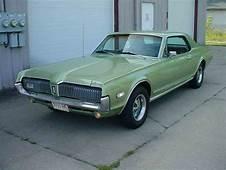 1968 Mercury Cougar For Sale  ClassicCarscom CC 1031120