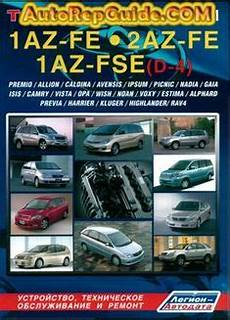 download free toyota noah voxy 2001 2007 manual for repair maintenance and operation of