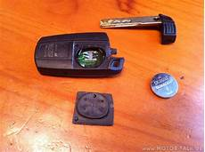 bmw schlüssel batterie schluessel bmw e60 fernbedinung batterie leer bmw 5er