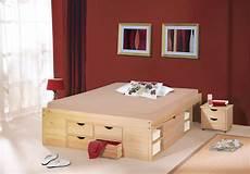 Schubkasten Doppelbett Quot Oslo Quot Diy Bett Bett 160x200 Und