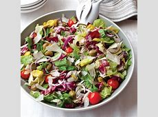 Big Italian Salad Recipe   Grace Parisi   Food & Wine