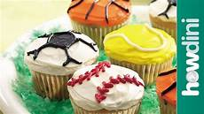 Decorating Ideas Cupcakes by Cupcake Decorating Ideas Sports Theme Decorated Cupcakes