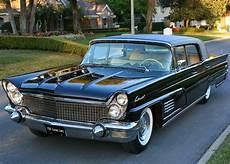 Lincoln Continental 4 - all american classic cars 1960 lincoln continental v