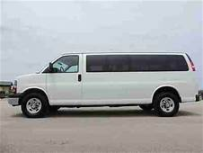 Purchase Used 2013 CHEVY EXPRESS 3500 15 PASSENGER LIKE