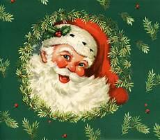 9 free vintage clip santa santa santa the