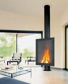 Chemin 233 E Design Eurofocus 951 Focus Fireplaces Wall