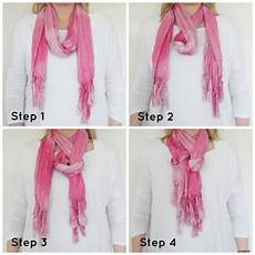 The Magic Of The Scarf And Easy Tutorials To Tie It