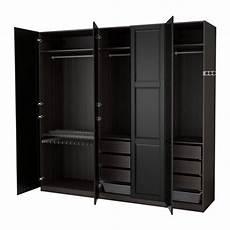 Pax Wardrobe 250x60x236 Cm Ikea