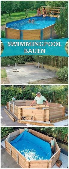Pool Bausatz Holz Bausatz Pool Blumen Und Garten Pool Bausatz Garten