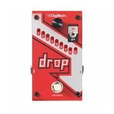 tout en direct 3531 baisse d un ton ou d une octave avec la drop de digitech
