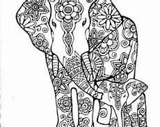 Malvorlage Elefant Mandala 23 Besten Mandalas Bilder Auf Malb 252 Cher