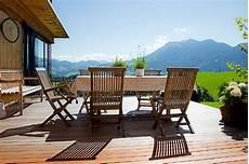 Die Douglasie Terrasse Pflege Und Holzschutz