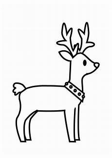 malvorlagen rentier malvorlage rentier weihnachten ausmalbild 26704