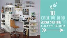 10 creative bead storage solutions for craft room craft