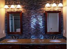 backsplash bathroom ideas backsplash design ideas vol 2 traditional bathroom by fireplace granite