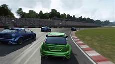 ps4 gran turismo 6 ford focus rs gameplay demo hd