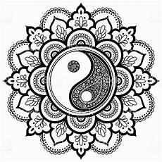 Malvorlagen Yin Yang Yin Yang Coloring Pages At Getcolorings Free