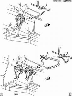 1993 gmc topkick wiring diagram 1990 2009 gmc topkick chevy kodiak dual horn wire harness new oem 12063900 factory oem parts