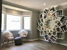 Regalwand Selber Bauen - creative bookshelf design is a diy done right