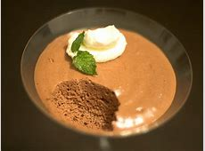 chocolate espresso mousse_image