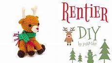 Rentier H 228 Keln Do It Yourself Amigurumi Weihnachten