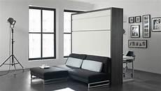 boone klappbett loft ventura mit sofa platzsparend