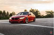 Bmw M3 F30 - bmw m3 f30 sedan on vossen cg202 wheels carid