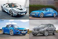 bmw i modelle the 10 bmw models coming before the end of 2018