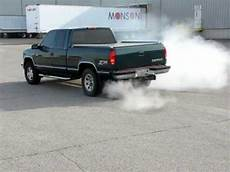 98 chevy k1500 g80 test with burnout