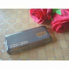 jual silikon soft case nokia 106 n106 107 n107 hitam shira shop shira mysha