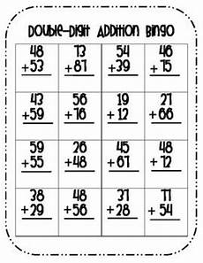 addition bingo worksheets 8794 bingo on
