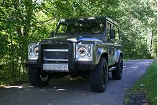 land rover defender tuning nirvana hofele design silver