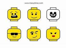 Malvorlagen Gesichter Ninjago 8 Besten Icon Minifigure Bilder Auf