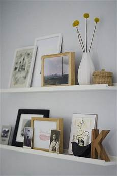 Decorating Ideas For Kitchen Ledges by 34 Cool Ways To Use Picture Ledges For Home D 233 Cor Digsdigs