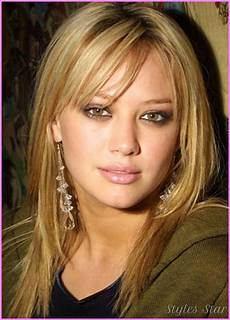 medium hairstyles with side fringe layered haircuts for hair with side bangs