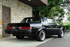 Buick Grand National 1987 Buick Grand National Gnx 184006