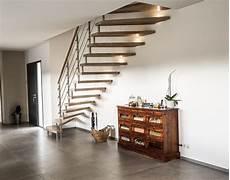 Escalier Sur Mesure Le Savoir Faire Des Cr 233 Ateurs D