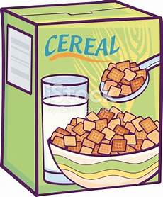 healthy cereal stock vector art more images of bowl